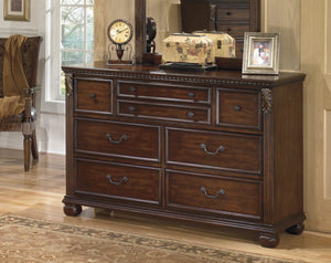 LEAHLYN Traditional Dresser