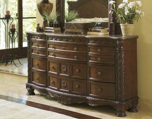NORTH SHORE Traditional Dresser