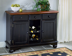 BRITISH ISLES Wine Server