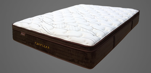CRYSTAL (Pocket Coil Plush Top Mattress)