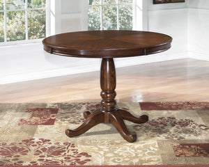 LEAHLYN Traditional Round Table