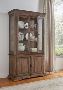 DAWSON WT China Hutch