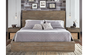 GRAYS HARBOR Bed (Panel or Storage)