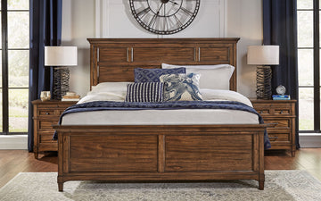 HARBORSIDE Bed (Panel or Storage)