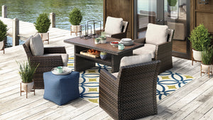SALCEDA Outdoor Dining Table