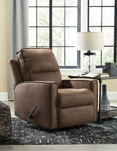 TERRINGTON Contemporary Rocker Recliner