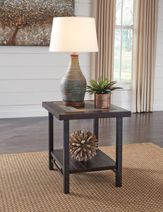GALLIVAN Casual End Table