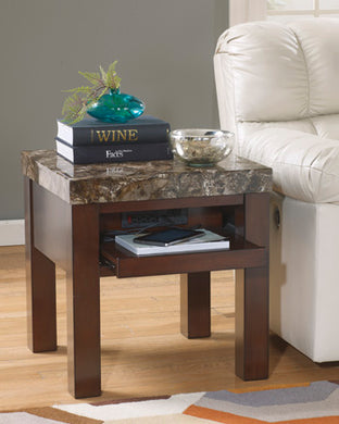 KRALEENE Contemporary End Table