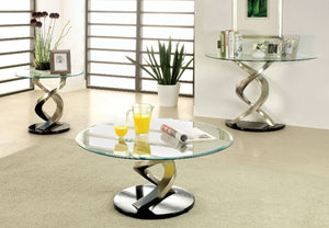 NOVA Contemporary End Table