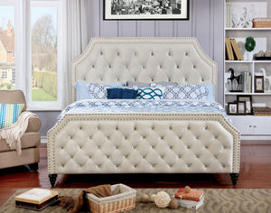 CLAUDINE Contemporary Bed