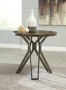 TAVONNI Contemporary End Table