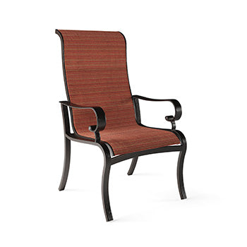 APPLE TOWN Casual Outdoor Chair x2