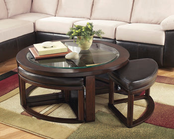 MARION Contemporary Coffee Table Set