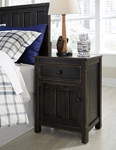 JAYSOM Casual Nightstand