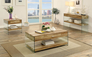 RAYA Contemporary Coffee Table