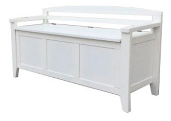 CHARVANNA Casual Storage Bench