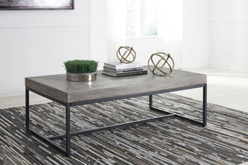 BRAZIN Casual Coffee Table