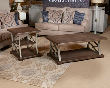 BAYMORE Casual Sofa Table