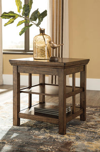 FLYNNTER Casual End Table