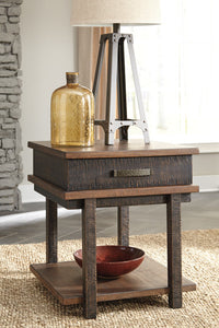 STANAH Casual End Table