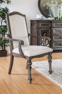 ARCADIA Transitional Dining Chair (Set of 2)