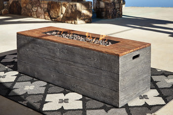HATCHLANDS Traditional Fire Pit Table