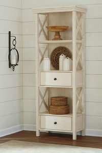 BOLANBURG Casual Display Cabinet