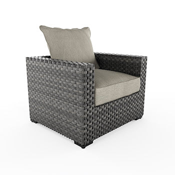 SPRING DEW Contemporary Outdoor Chair