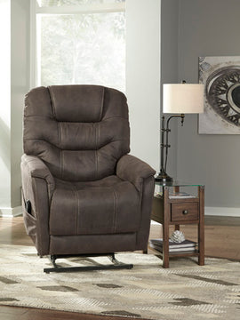BALLISTER Contemporary Recliner