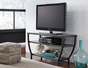 CHAMPORI Contemporary TV Console