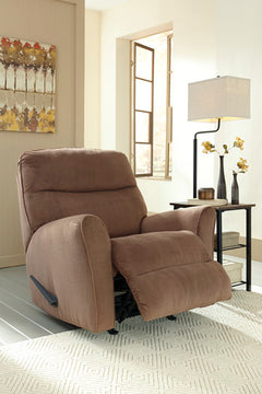 COSSETTE Contemporary Rocker Recliner