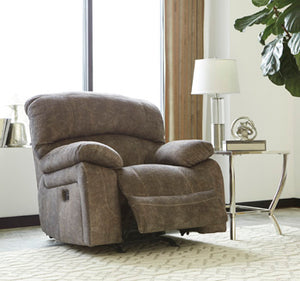 CANNELTON Contemporary Rocker Recliner