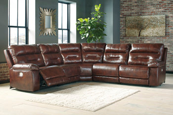 BANCKER Contemporary Sectional