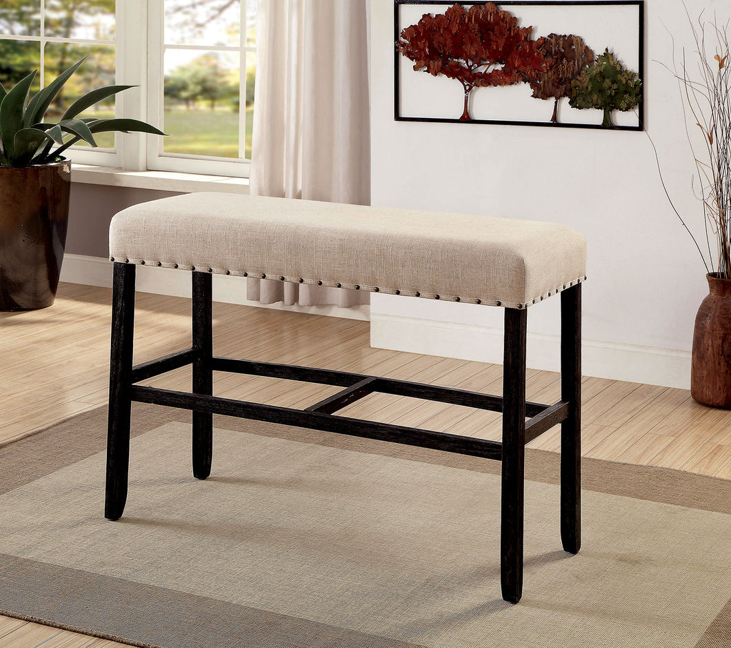 SANIA II Rustic Bench