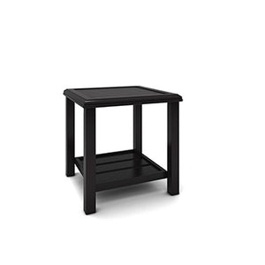 CASTLE ISLAND Contemporary End Table