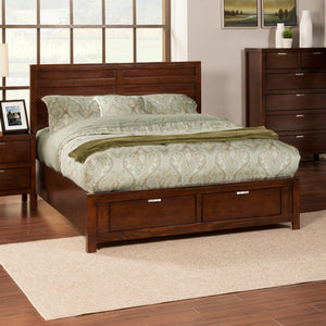 CARMEL Storage Platform Bed
