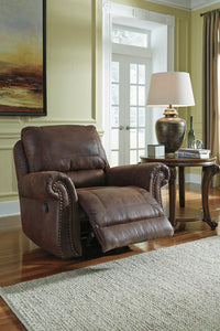 BREVILLE Traditional Rocker Recliner