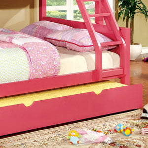 PRISMO Transitional Trundle Bed
