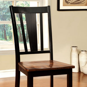 DOVER Transitional Dining Chair (Set of 2)