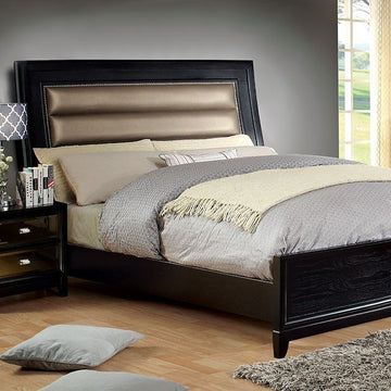 GOLVA Contemporary Bed