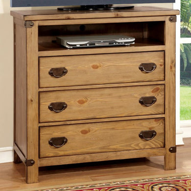 PIONEER Cottage Media Chest