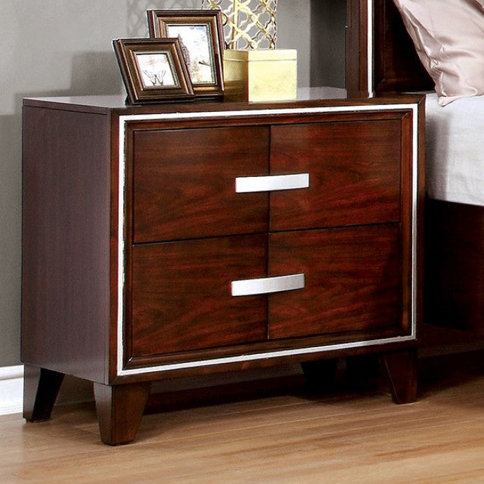 SAFIRE Contemporary Nightstand