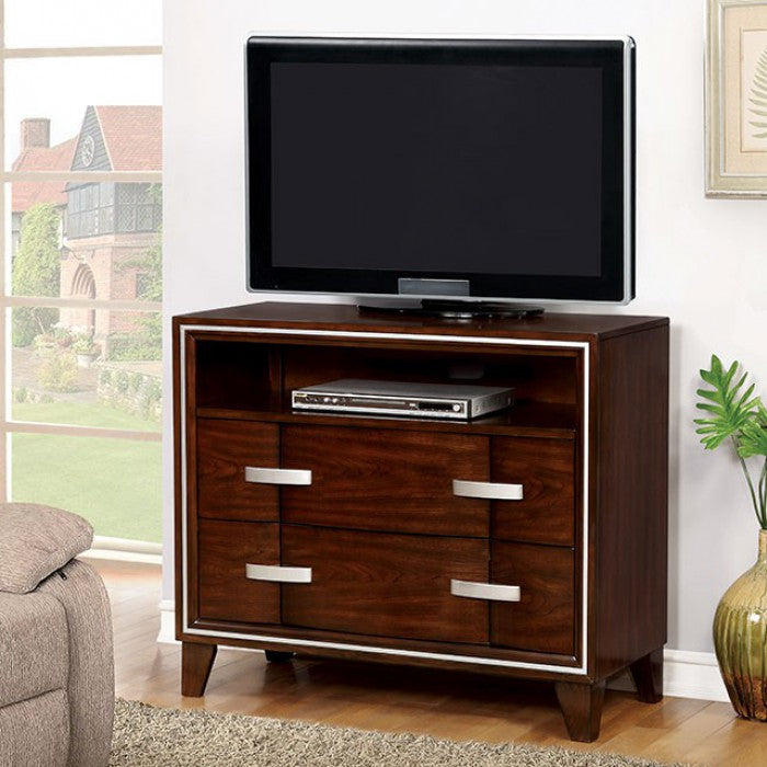 SAFIRE Contemporary Media Chest