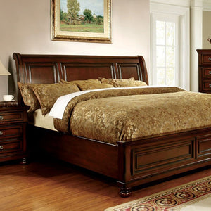 NORTHVILLE Transitional Bed (Platform or Storage)