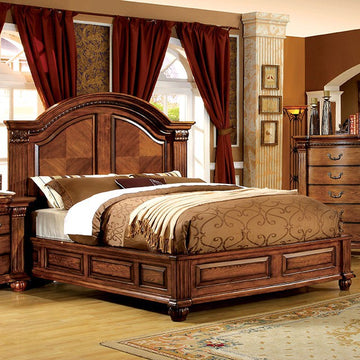 BELLAGRAND Traditional Bed