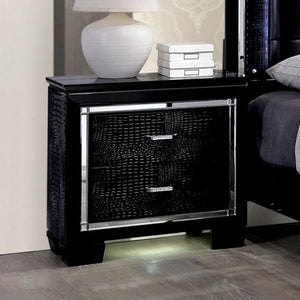 BELLANOVA Contemporary Nightstand