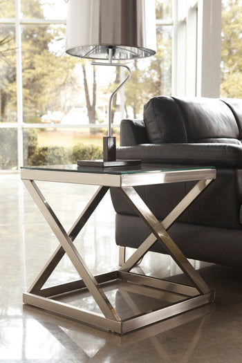 COYLIN Contemporary End Table