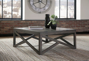 HAROFLYN Contemporary Coffee Table