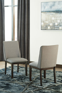 CHANCEEN Contemporary Dining Chair (Set of 2)