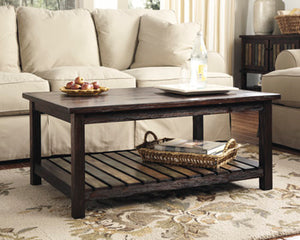 MESTLER Casual Coffee Table